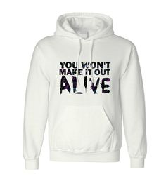 A day to remember you wont make it Hoodie 5sos Classic Hoodie Men Women Jacket