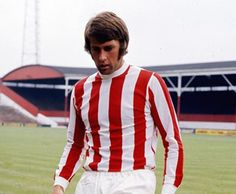Geoff Hurst (West Ham, Stoke City, WBA & England)  Only man to score a hat-trick in the World Cup Final.