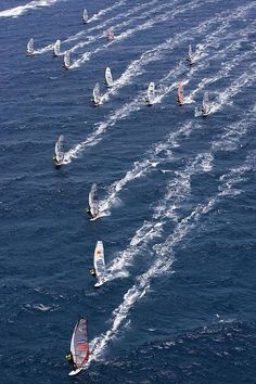 Pozo Race....windsurf