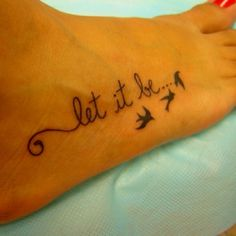 Tattoo...this!!! i want this in the same spot. different font..yes? no?