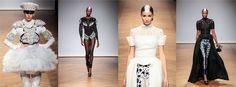 Paris Haute Couture Fashion Week Spring Summer 2014 / Day 1 /