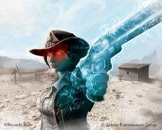 Doomtown: Maria Kingsford by shiprock.deviantart.com on @DeviantArt