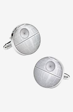 Ravi Ratan Star Wars™ - Death Star Blueprint Cuff Links available at #Nordstrom