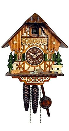 Cuckoo Clock Little black forest house 1026001C *** Check out this great product.