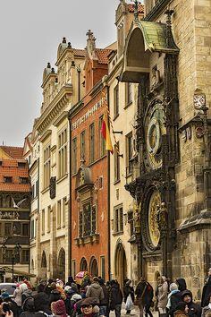 Astronomical Clock - Prague (by Smits Fotografie)