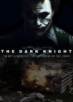 the Joker, The Dark Knight