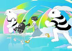 Alice-esque by Kotaro Chiba.