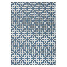 You'll love the Sheedy Navy Indoor/Outdoor Area Rug at Wayfair - Great Deals on all Rugs  products with Free Shipping on most stuff, even the big stuff.