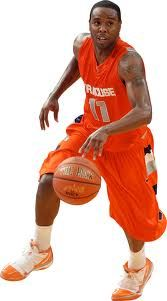 Scoop Jardine was one of the top players today in the 59-75 win over Kanas State!!!!! Go Orange!!!!!!