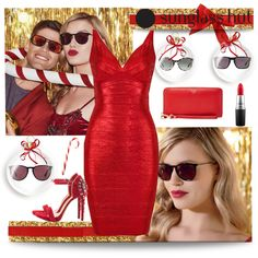 celebrate in every shade with sunglass hut Royal Engagement, Engagement Outfits, Sunglass Hut, Bcbgeneration, Holiday Outfits, Tory Burch, Bodycon Dress, Shades, Mac Cosmetics