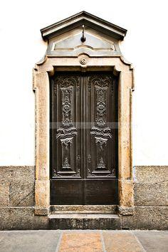 puerta antigua...