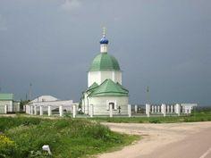Казанский храм села Богдановка
