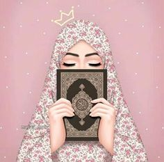 Image discovered by rose of paradise. Find images and videos about peace, islam and hijab on We Heart It - the app to get lost in what you love. Hipster Vintage, Style Hipster, Hijab Hipster, Vintage Style, Cute Girl Wallpaper, Cartoon Wallpaper, Iphone Wallpaper, Hijab Drawing, Moslem