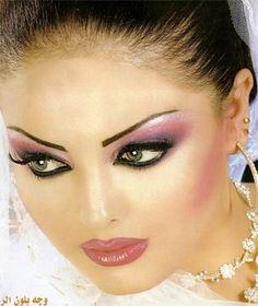 maquillage libanais oriental pour un mariage photo 82 - Maquillage Libanais Mariage