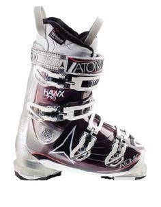 Salomon X Pro x80 W damas Ski Zapatos 23.5 Shell Custom Fit 3D Sports