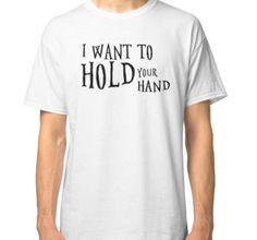 Classic T-Shirt, the beatles, beatles, the beatles t shirts, beatles t shirts, love song, love t shirts, lyrics t shirts, song lyrics, john lennon, valentines day, rock lyrics t shirts,