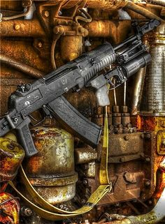 ..OMG!!! the end all AK the Ak that should be the modern standard i present the AN-94
