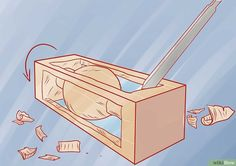 How to Whittle a Ball in a Cage (with Pictures) - wikiHow