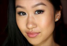 Glowing Skin/ Soft Pink Eyes - MUA: VIVIAN TANG