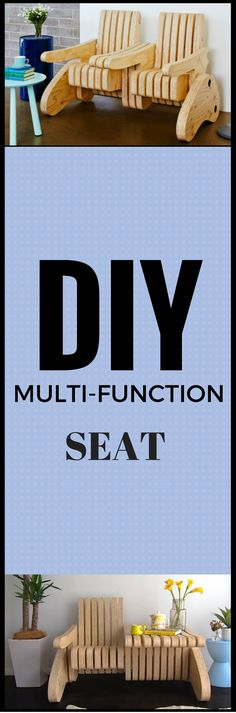Multi-Function Seat DIY http://vid.staged.com/gUYs