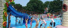 Splesj! is het leukste waterspeelpark van Nederland & België. Combineer je dagje uit met een bezoek aan Rosada Fashion Outlet.