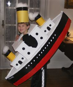 Titanic Halloween Costumes | Halloween costumes for kids: If you're making them, start now