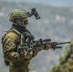 Sniper @alpha.soldiers  picture All kinds of military equipment and weapons. Direct