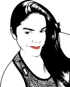Sister.  Illustrator.