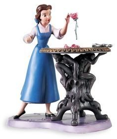 WDCC Disney ClassicsBeauty And The Beast Belle Forbidden Discovery