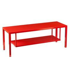 Holly  Martin Maians Media Console  RedOrange ** Check out the image by visiting the link.Note:It is affiliate link to Amazon.