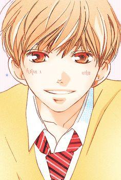 The smile of Toma🤩 Manga Anime, Manga Boy, Anime Art, Anime Ao Haru Ride, Kuroko, Boruto, Tanaka Kou, Sailor Moon, Otaku