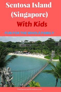 Things to do on Sentosa Island (Singapore) with kids including S. Aquarium and lots of free activities. Fun for the whole family. Read more . Singapore With Kids, Singapore Zoo, Singapore Travel, Tonga, Travel With Kids, Family Travel, Sentosa Island Singapore, Fiji Travel, Singapore