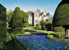 GardensOnline: Gardens Of The World - Levens Hall and Gardens