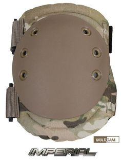 Imperial Hard Shell Cap Knee Pads
