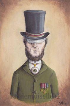 The general's Eye by MademoiselleG on Etsy