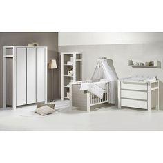 Stunning Babym bel Starterset Wickelkommode und Babybett Bettlaken Babyzimmer und Lackieren