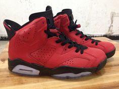 0fea738ffa56 Air Jordan 6 Toro Infrared. Cheap JordansCheap ...