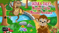 #Jataka #Tales - Mystery of the Missing Necklace - #ShortStories for Kids - #Animation #Cartoon #StoriesforKids