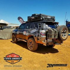 Toyota 4runner All Souped Up For Expedition Overland