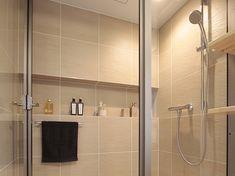 家族全員で使うシャワールーム|事例紹介|BAINCOUTURE|NIKKO