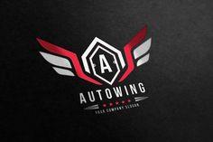 Auto Wing Logo @creativework247