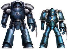 The 20th Legion of Astartes. (The Alpha Legion) by kokoda39 on DeviantArt