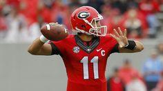 Georgia vs. Florida  (at Jacksonville)