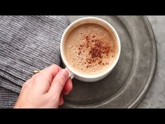 Coconut Chai Latte Recipe
