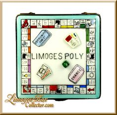 Monopoly Board Game (Beauchamp)