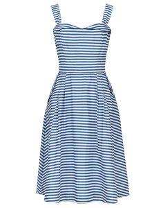 Pippa EMILY AND FIN Retro 50s Summer Striped Dress