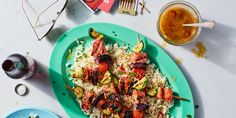 Chicken, shrimp, chops, rice—there's almost nothing this summery sauce doesn't make better.