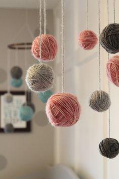 Una idea simple y bonita para tu dormitorio #manualidades #diy