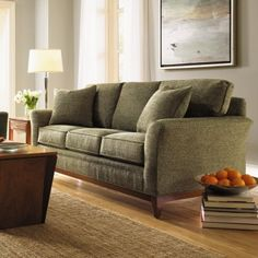 Superieur This Top Selling Sofa Is A Well Made Sofa With A Wood Plinth From Stickley.  Sofa: X X Loveseat: X X Features:  Available In A