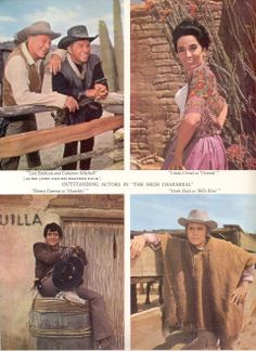 The High Chaparral Western Film, Western Movies, Western Cowboy, Vintage Tv, Vintage Movies, Cowboy Action Shooting, Lonesome Dove, The High Chaparral, Wood Stars